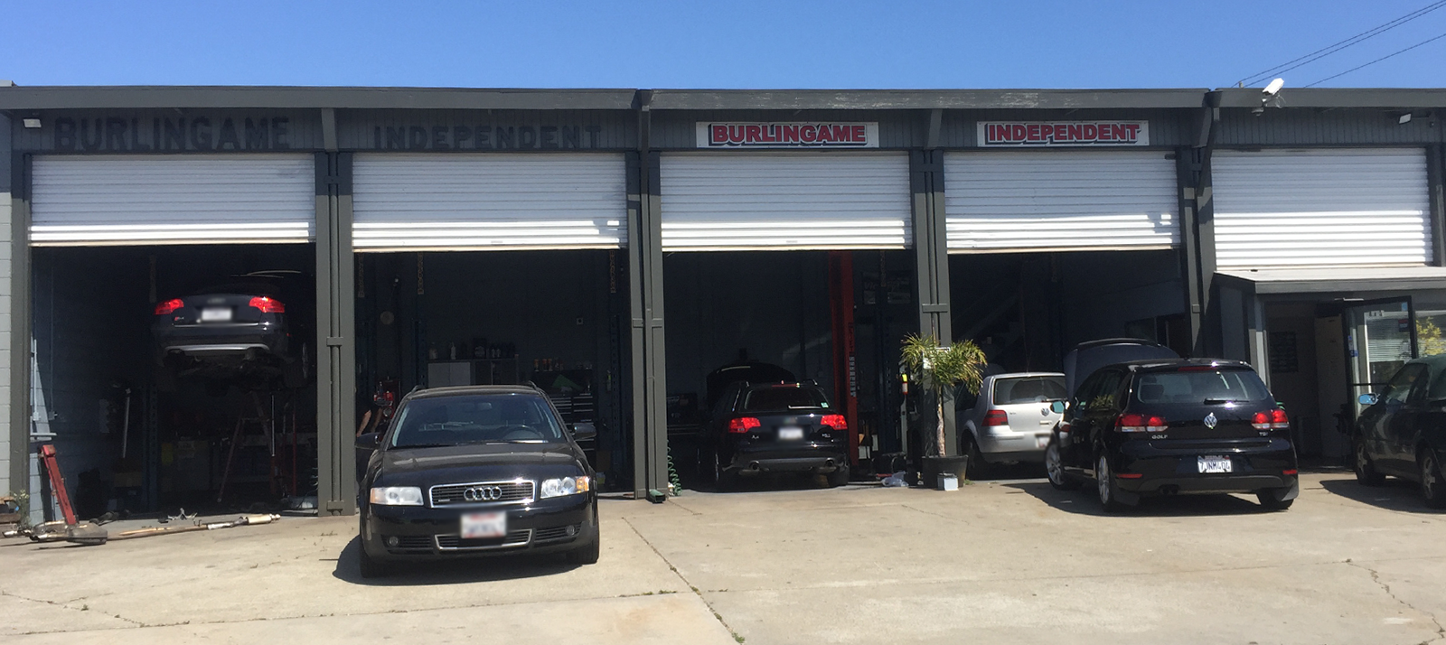 Burlingame independent vw audi dealership alternative for Bay motors san mateo